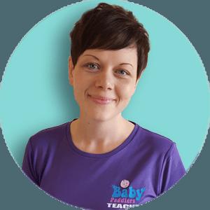Viki Smith Baby Swimming Teacher