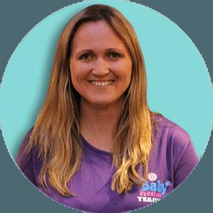 Maria Shannon Pre-school Swim Coach