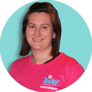 Elaine Colley Baby Swimming Instructor