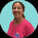 Emma Dobson baby swimming teacher