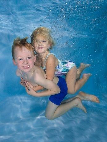 underwater photography babies