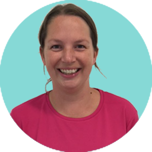 Jodie Farmer swim teacher