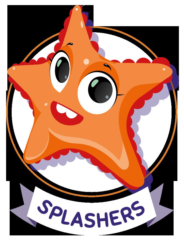 Completed Milestones Splashers 1 Award