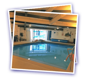 Salisbury Hospital Staff Club Swimming Pool