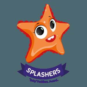 Splashers Milestone Baby Paddlers