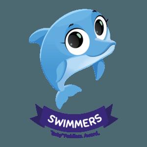 Swimmers Milestone Baby Paddlers