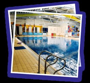 Sandford Park Poole swimming pool