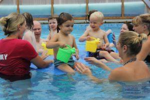 fun swim class